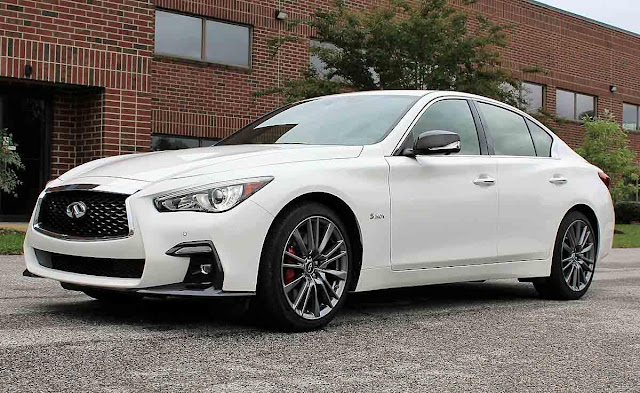 Flash Drive: The power of technology and the thrill of the drive come together in the 2018 Infiniti Q50 Red Sport 400 Onlinelatesttrends