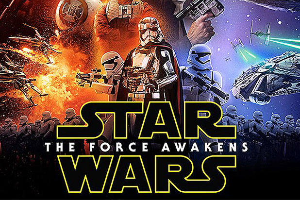 فيلم Star Wars: The Force Awakens