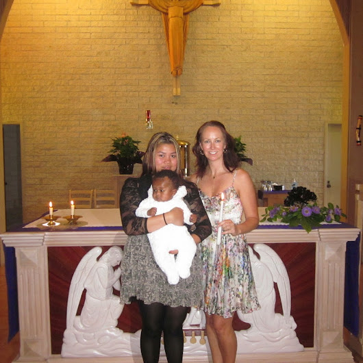 Junior's Christening