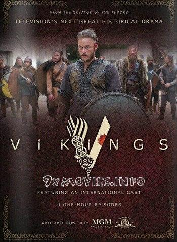 Vikings S05E09 English 720p WEB-DL 300MB ESubs