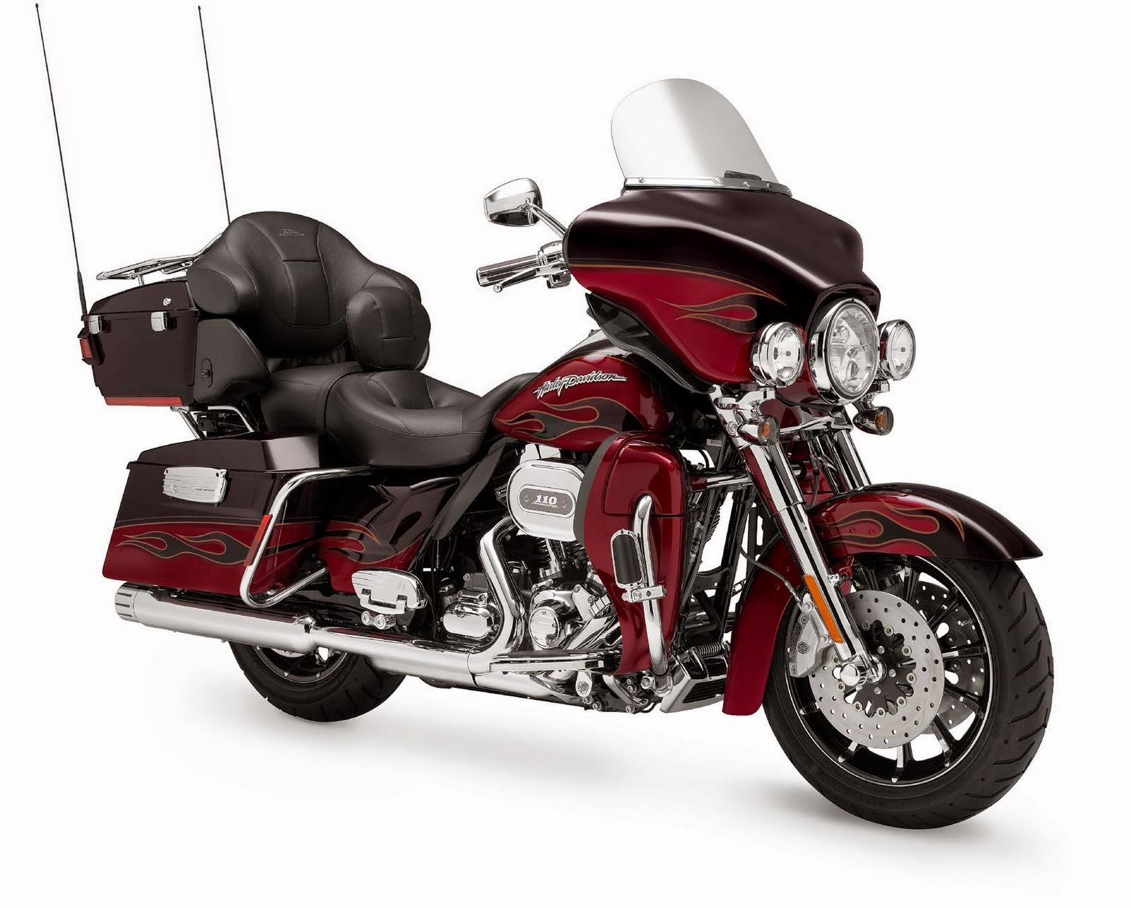 Harley Davidson Cvo Ultra Classic Electra Glide Flhtcuse6