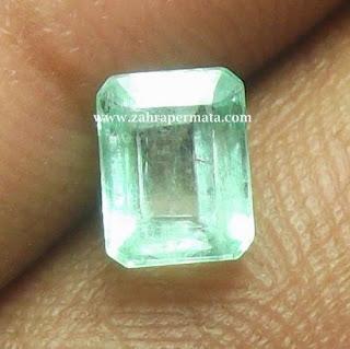 Batu Permata Emerald Beryl - ZP 420