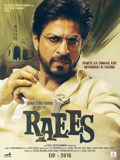 Hindi Movie Raees Star Casts, Wallpapers, Trailer, Songs & Videos