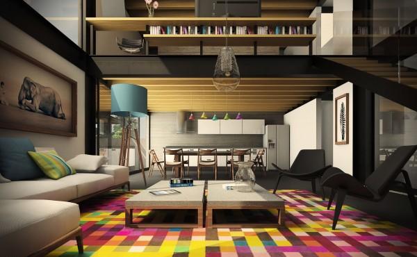22 Desain Interior Ruang Tamu Minimalis