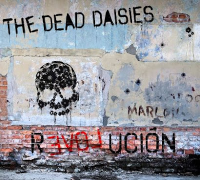 the dead daisies - revolucion - cover