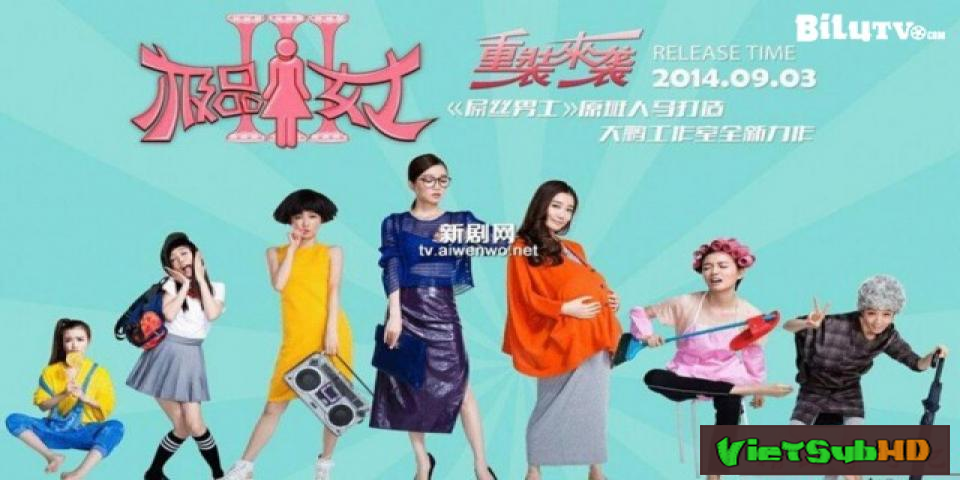Phim Quý Cô Cực Phẩm (phần 4) Hoàn Tất (08/08) VietSub HD | Wonder Lady (season 4) 2015