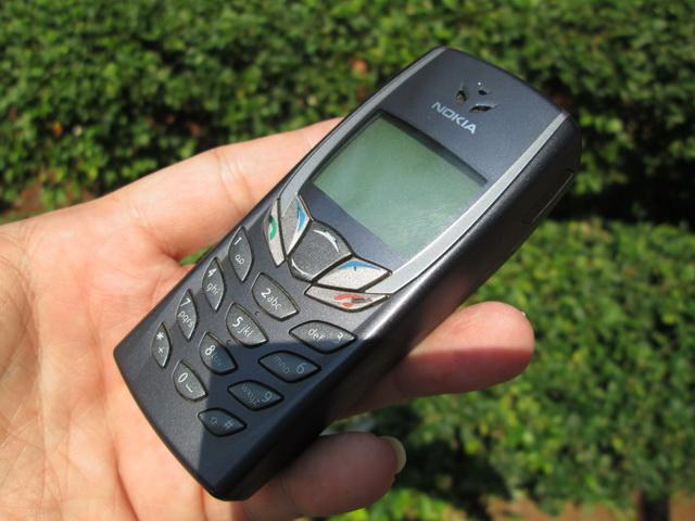 the best attitude 4f886 cf001 CNC phoneshop: Jual: Hape Jadul Nokia 6510 Legendaris Seken Mulus ...