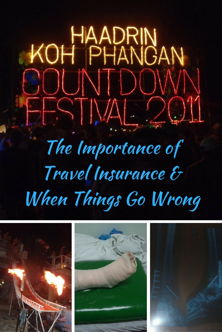 The Importance of Travel Insurance & When Things Go Wrong