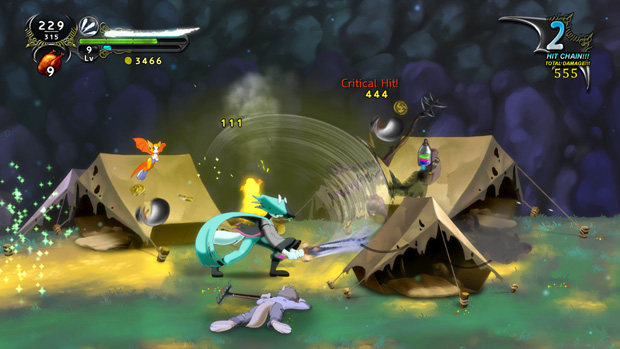 Dust An Elysian Tail Setup download Free