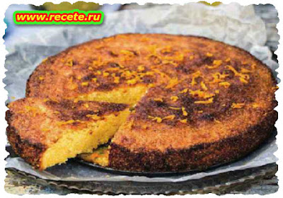 Gluten-free citrus cake
