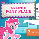 My Little Pony Place game