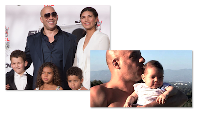 How Many Kids Does Vin Diesel Have?