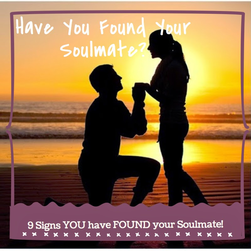 Your Signs found you soulmate ve