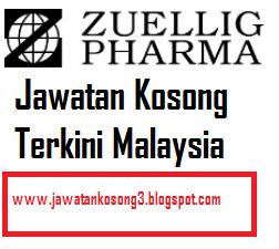 Jawatan Kosong Zuellig Pharma Sdn Bhd