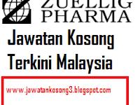 Jawatan Kosong Zuellig Pharma Sdn Bhd 08 Mac 2018