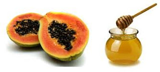 easy and best papaya face pack in urdu