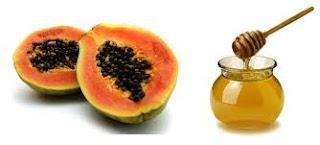 easy and best papaya face pack in urdu