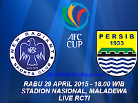 New Radiant vs Persib AFC Cup 2015