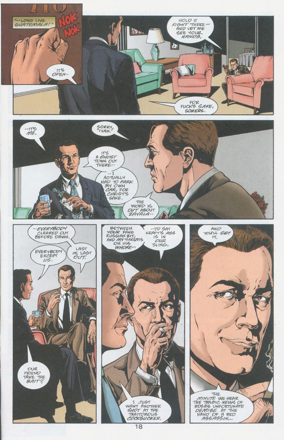 Read online American Century comic -  Issue #3 - 19