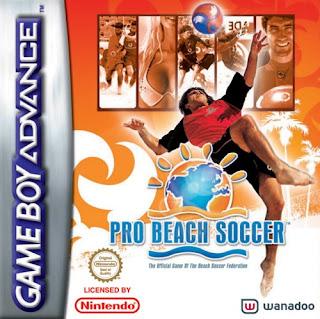 Pro Beach Soccer ( BR ) [ GBA ]