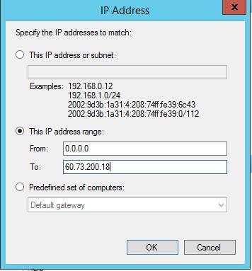 restrict rdp access by ip address networkstip networking ccna centos ubuntu sql