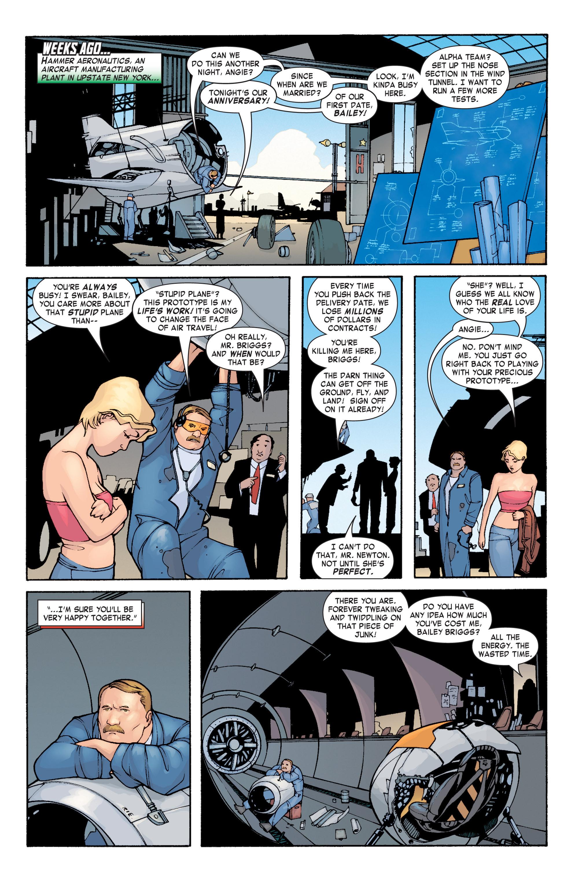 Read online She-Hulk (2004) comic -  Issue #3 - 2