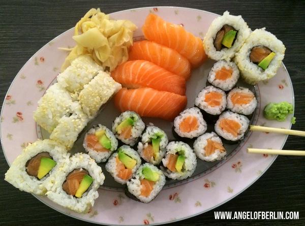 Any Sushi Berlin