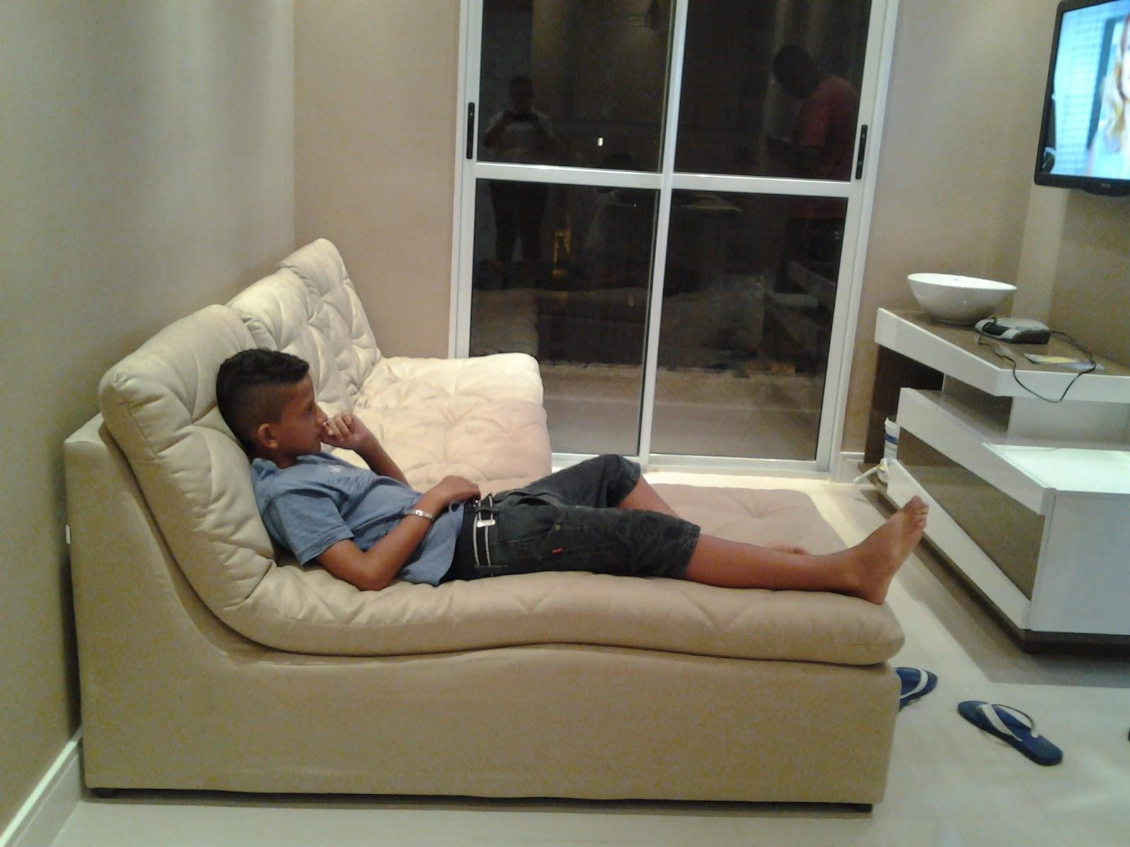 esse sofa ta bom demais barcalounger leather recliner quotmeu sonho em construçaõ quot chaise