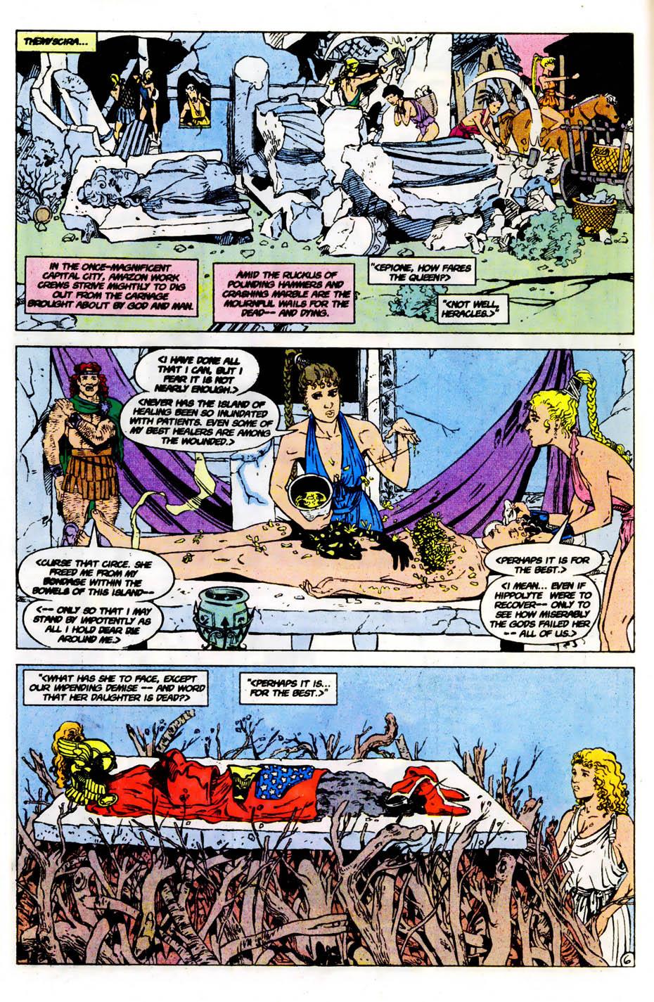 Read online Wonder Woman (1987) comic -  Issue #61 - 8