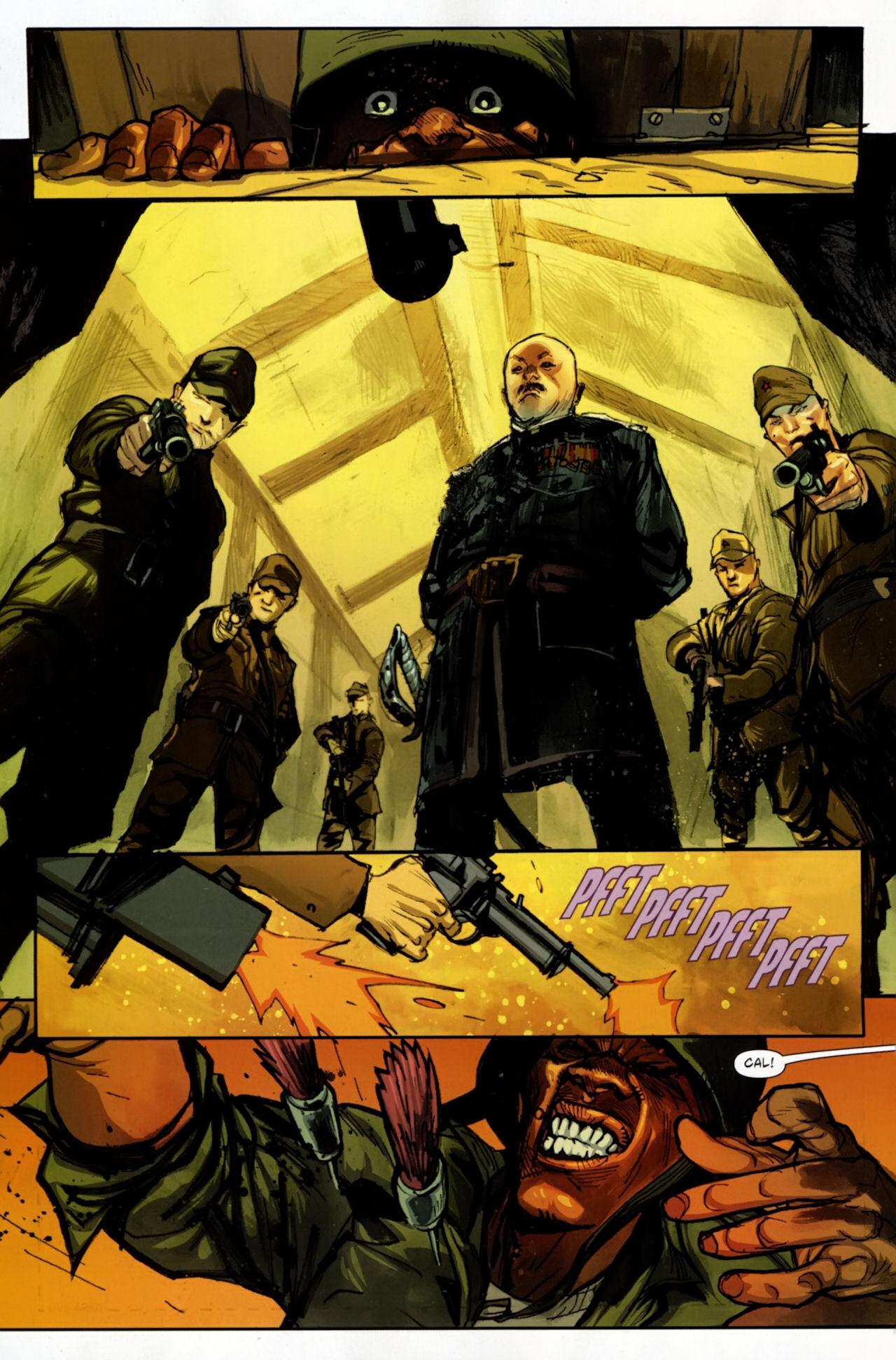 Read online American Vampire comic -  Issue #15 - 18