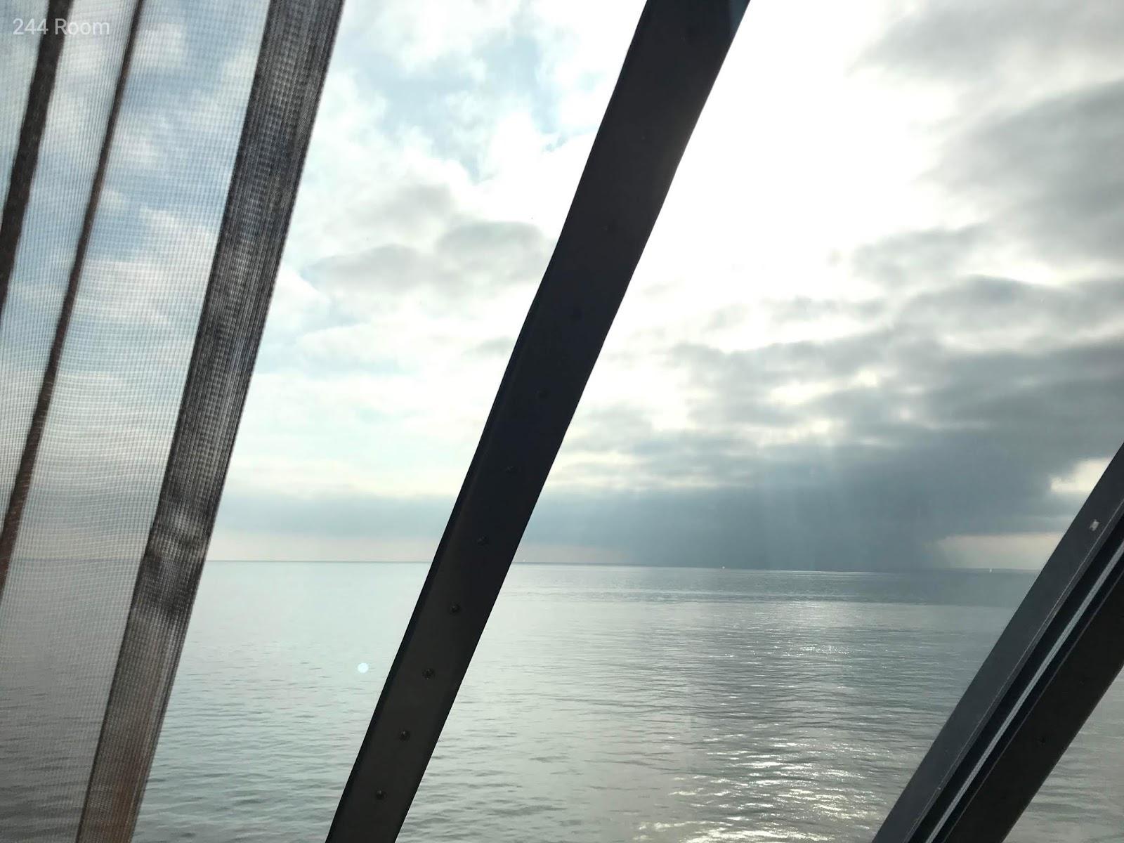Tallinksilja line Megastar ferry buffet5