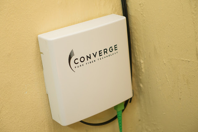 converge fiberx review