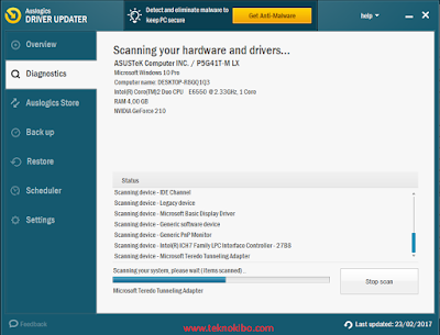 Auslogics Driver Updater 1.9.4.0 with Crack