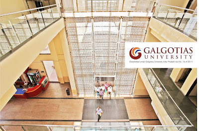 Galgotias University in Greater Noida
