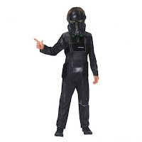 COSTUM SOLDAT STAR WARS DEATH TROOPER RG1 DELUX