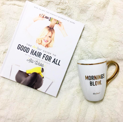 drybar-drybar book-instagram