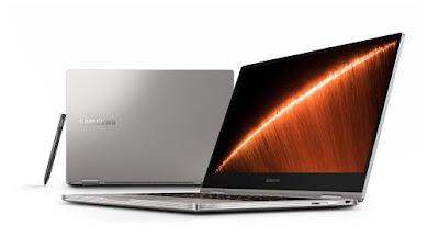 Samsung unveil Notebook 9 Pro, Notebook Flash and Notebook Odyssey
