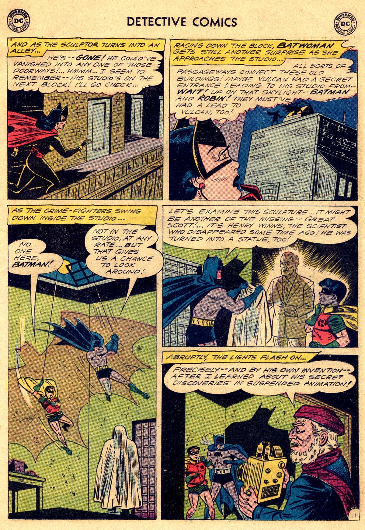 Detective Comics (1937) 302 Page 12