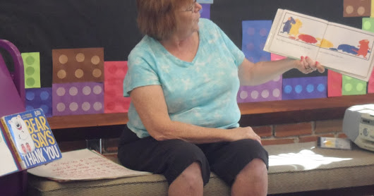 Morrisson-Reeves Library MRL Kids Read!