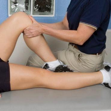 cara menangani cidera lutut