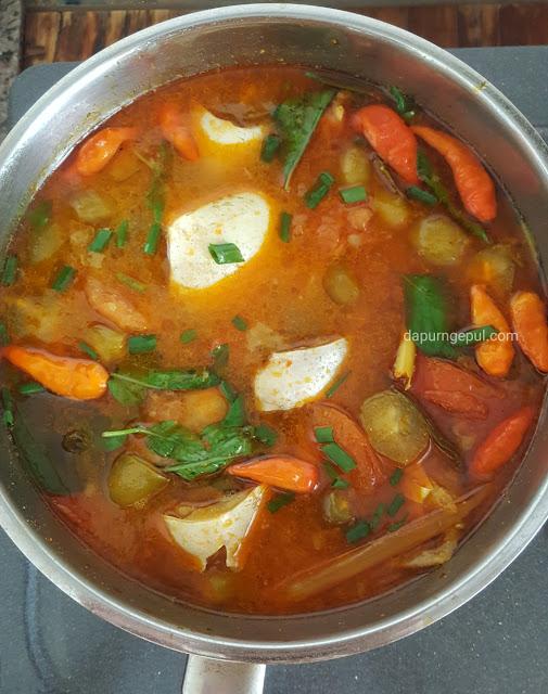 Ikan Patin Kuah Asam by dapurngepul.com