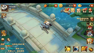 Download Kungfu Panda 3 v1.0.30 Apk Android Games