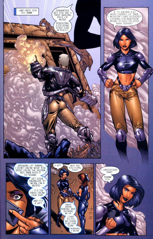 Read online Sigil (2000) comic -  Issue #9 - 22