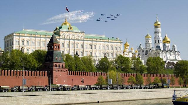 Servicios secretos de EEUU giran sus radares hacia el Kremlin