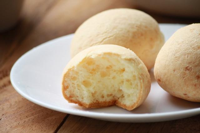 Cuñapé al horno / Baked Cuñapé / pan boliviano / bolivian bread