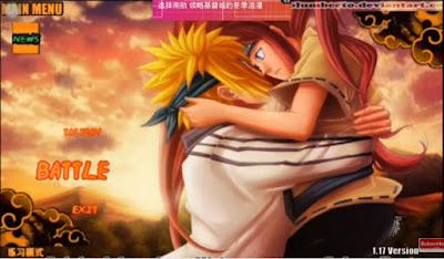 Naruto Senki Terbaru All character