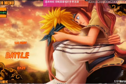 Download Naruto Senki Legend Mod v1.17 Apk All Character For Android Terbaru 2017