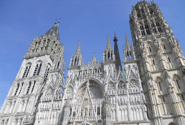 normandië, rouen, citytrip normandië, gastronomie normandië,