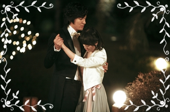 romance de Jan Di e Jun pyo