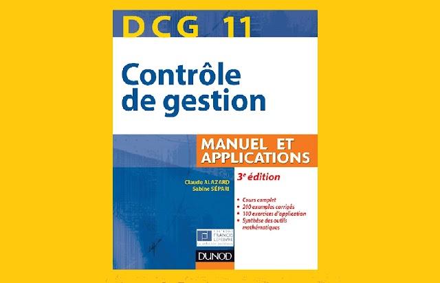 DCG 11 Contrôle de Gestion PDF